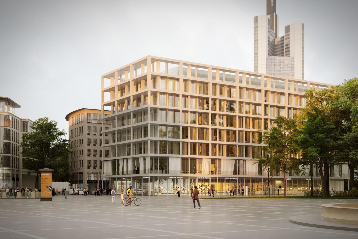 3 preis f r opernplatz 2 frankfurt am main knippers helbig advanced engineering. Black Bedroom Furniture Sets. Home Design Ideas