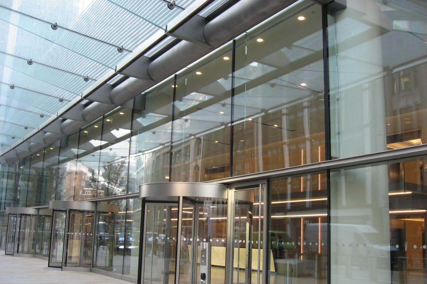 Fenchurch Street Canopy Knippers Helbig Advanced